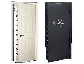 Commercial Security Doors prosteel | security & vault doors - browning prosteel gun safes