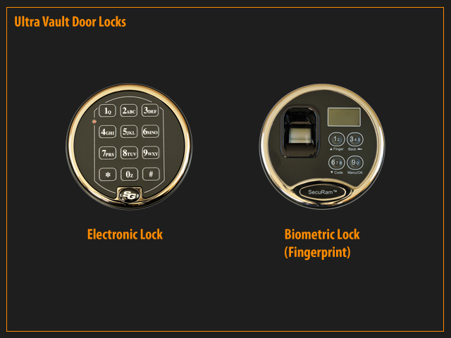 ProSteel Vault Door Lock