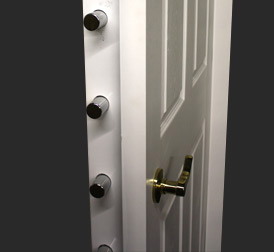 Round Locking Bolts & ProSteel | Security Features | ProSteel Security Tornado and ... Pezcame.Com