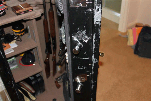 They Couldn\u0027t Get In & ProSteel | Browning ProSteel Safe Withstands Prolonged Burglary Attack Pezcame.Com