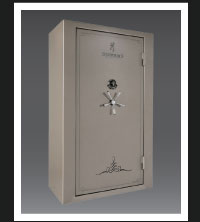 Silver Gun Safe | Browning ProSteel Safes